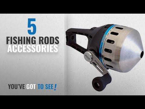 Top 10 Fishing Rods Accessories [2018]: Zebco Bowfisher 808 HD Direct Mount Bowfishing Reel