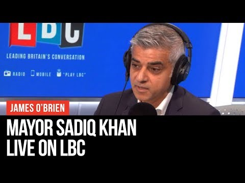 London mayor says Trump not worthy of a state visit