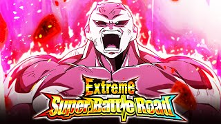(Dokkan Battle) Realm of Gods Extreme Super Battle Road TOASTED by LR Jiren & PHY Beerus!