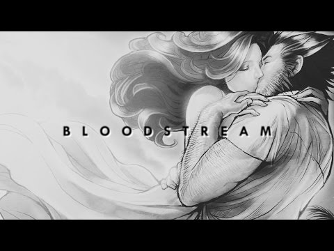 bloodstream | wolverine & jean grey