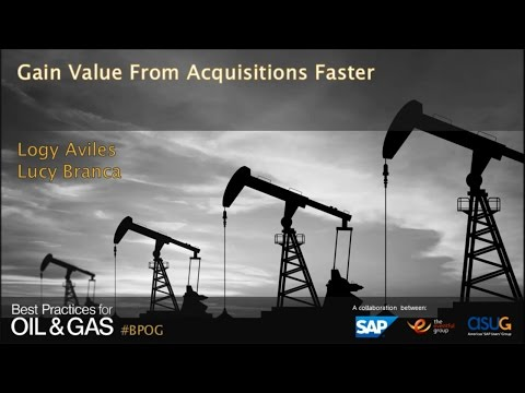 Best Practices for Oil & Gas Conference - VistaVu Solutions & Schlumberger