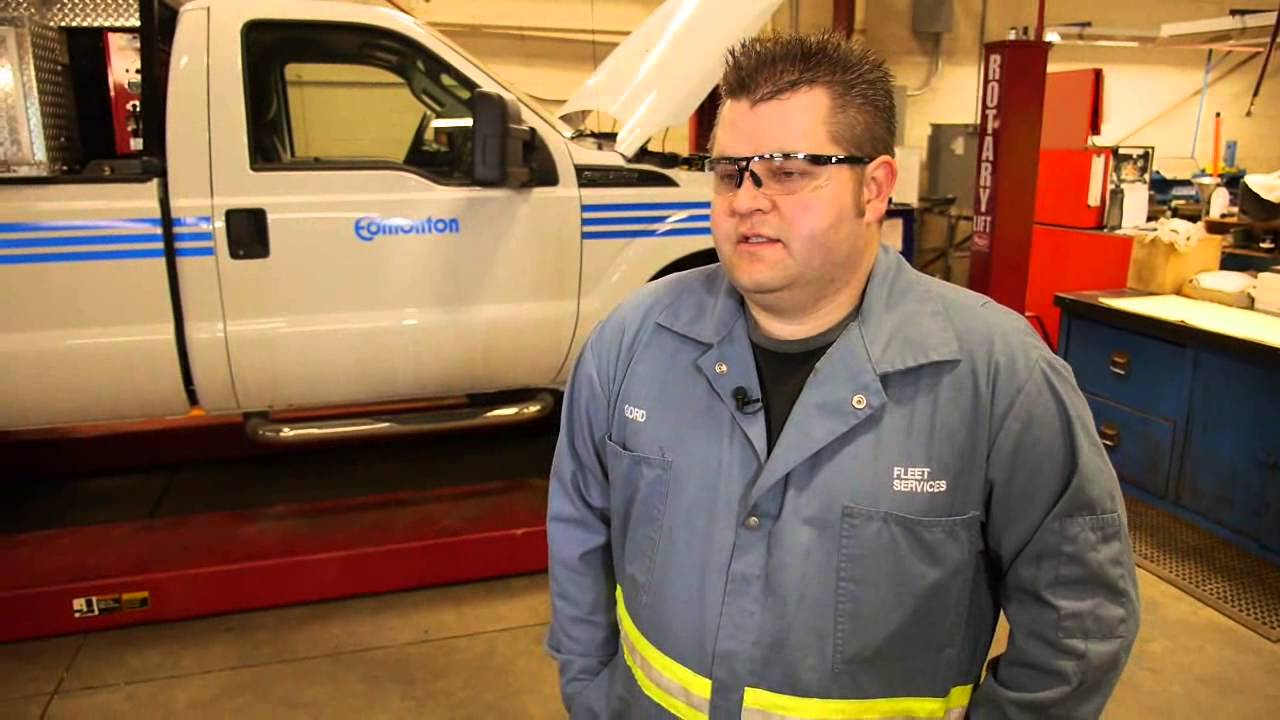 Light Duty Mechanic Job Opportunities At The City Of Edmonton Youtube