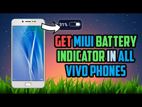 Download How To Change Battery Percentage Icon In Vivo Y81