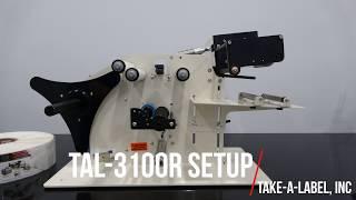 TAL-3100R Setup
