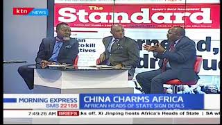Forum on China-Africa grant 20 billion U.S dollars in loans to African countries