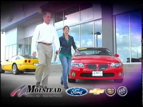 Ford grand opening at mike molstead motors in charles city for Mike molstead motors charles city iowa