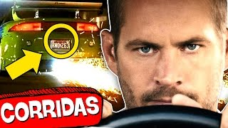 🏆 7 CENAS DE CORRIDA MAIS INSANAS DO CINEMA! 🏁 🚥 💥