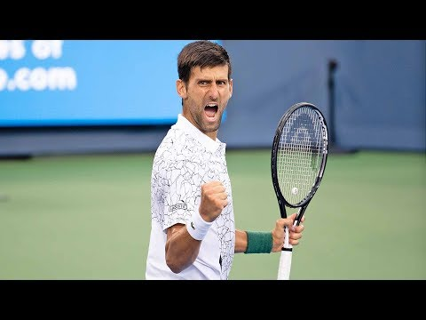 Highlights: Djokovic Wins Tight Tussle With Raonic