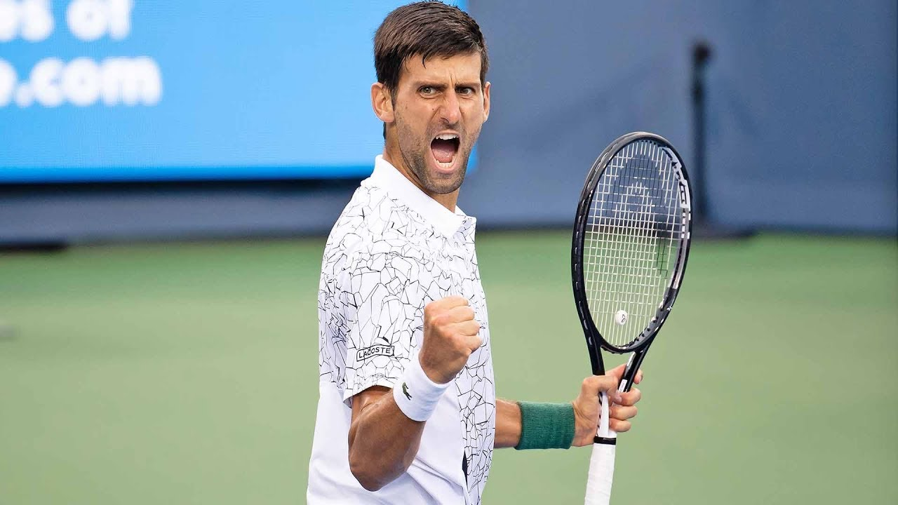 Highlights: Djokovic Wins Tight Tussle With Raonic