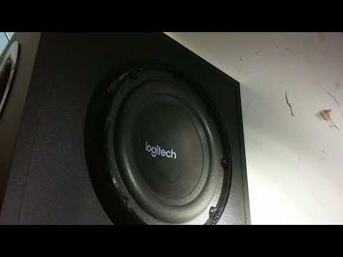 Logitech Z623 Tropkillaz Hideho (Bass Test)