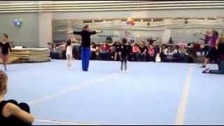 Детская спортивная гимнастика - Карина