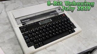 8-Bit Unboxing - July 2019