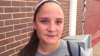 Varsity: Edmond Memorial girls move on to the next round of playoffs  (2016-05-04)