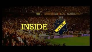 Inside AIK 20160929 med Rikard Norling och Daniel Sundgren.