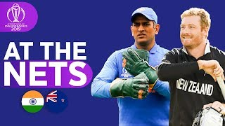 IND vs NZ - At The Nets | ICC Cricket World Cup 2019