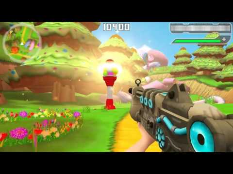Candy Mountain Massacre Revenge (free 3D shooter on AdultSwim)