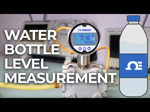how-to-measure-the-level-in-a-water-bottle!-(setting-up-a-pressure-transmitter)