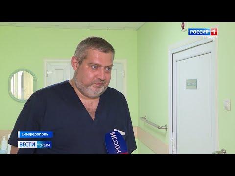Крымских медиков наградили за борьбу с коронавирусом
