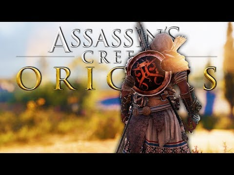 THE LOST TREASURE (Assassin's Creed Origins Free Roam) thumbnail