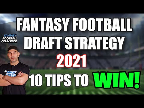 Fantasy Football Draft Strategy 2020