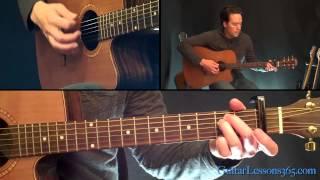 All Of Me Guitar Lesson - John Legend - Easy Guitar Version