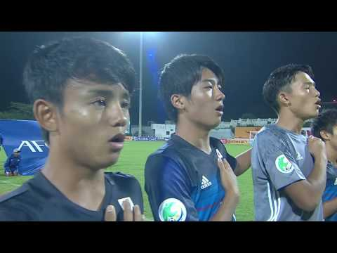 Japan vs Vietnam (AFC U-16 Championship: Group Stage)