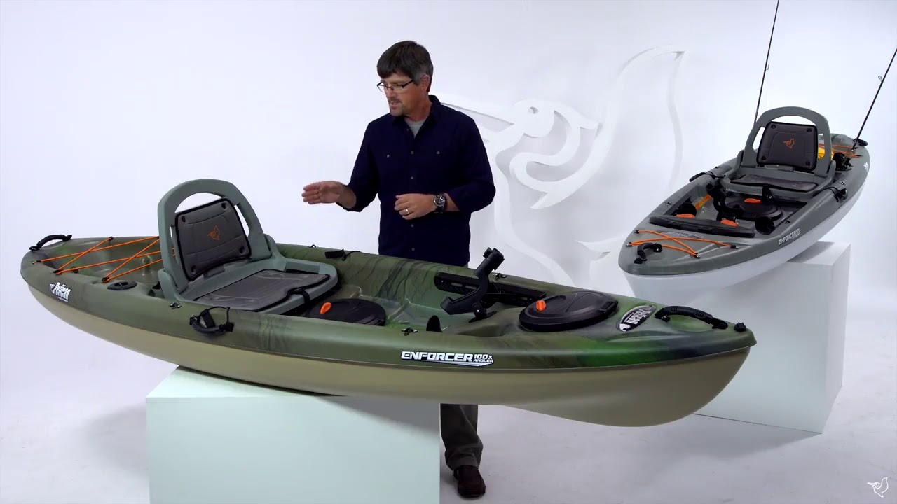 Pelican Apex 130t Review By Fisher Man