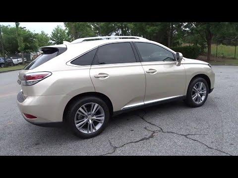 2015 Lexus RX 350 Duluth, Johns Creek, Buford, Suwannee, Lawrenceville, GA U42414