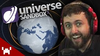 LET'S DESTROY THE SOLAR SYSTEM! (Universe Sandbox 2)