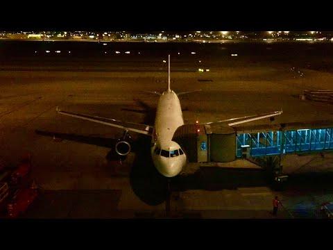 British Airways A320 Flight BCN-LHR