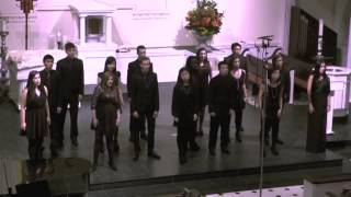 """Washing of the Water"" - NYU Madrigal Singers"