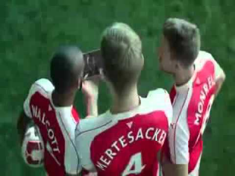 Ethiopian best commercial with arsenal
