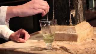 Bohemian Style Absinthe Cocktail - How To Make A Bohemian Style Absinthe