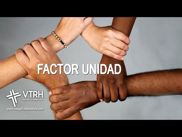 FACTOR UNIDAD