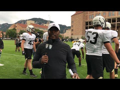 Inside Colorado football training camp