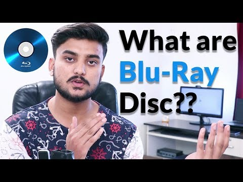 What are Blu-Ray Disc - Explained - Hindi