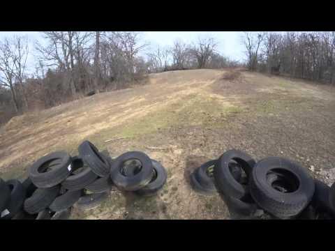 Airsoft Tulsa Outdoor game 2/21/16 vincethemp5boy