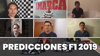 PREDICCIONES de la temporada F1 2019 - La prensa opina | Efeuno