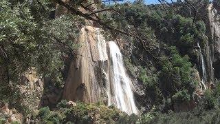 [Slow TV] Motorcycle Ride - Morocco - Agadir to Imouzzer (Paradise Valley)