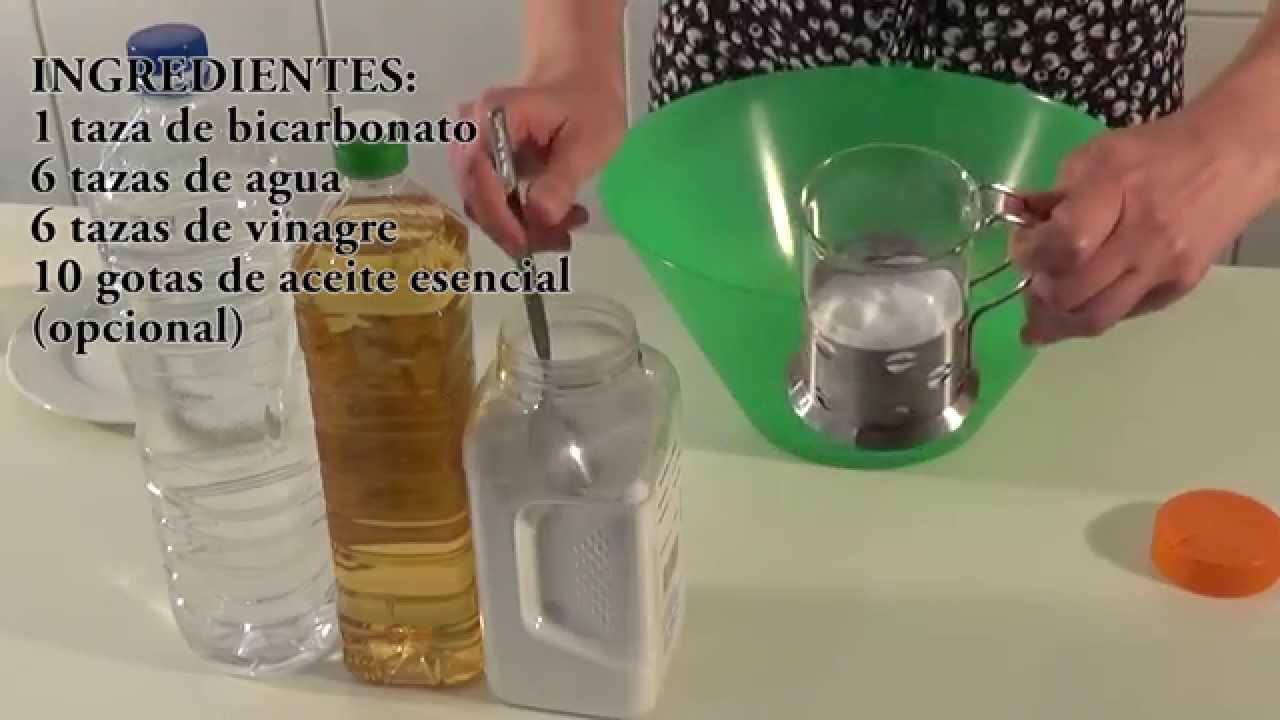 V deo tutorial receta de suavizante antical casero para - Hacer ambientador casero con suavizante ...