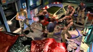 Resident Evil 3: Nemesis cutscenes - Hero Time (alternate)