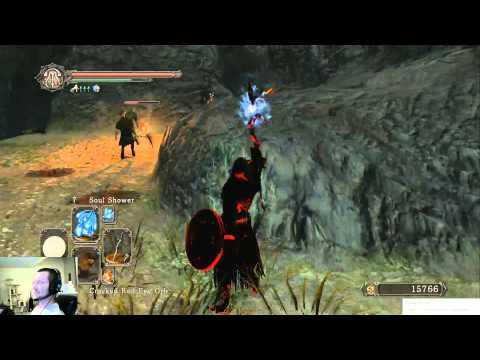 Dark Souls 2 - Gank Squad Fail