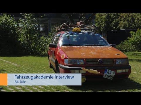 Fahrzeugakademie Meisterschule - Interview Rat Style