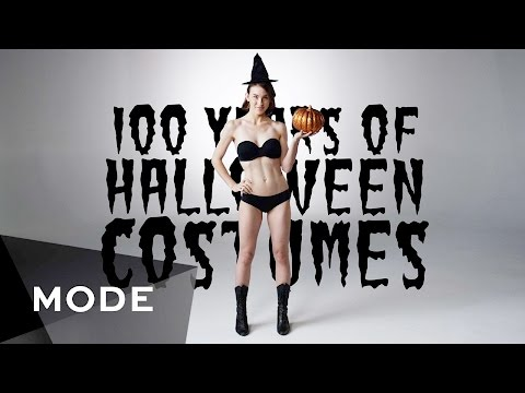 Amazing Trip To The History Of Halloween Costumes!