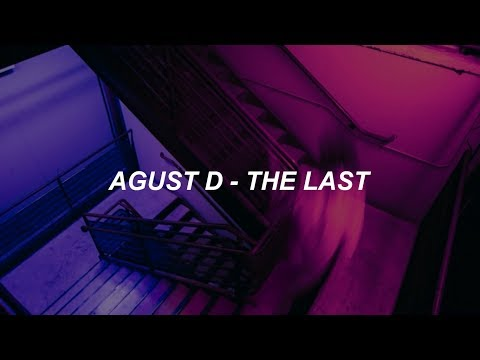 Free Download Agust D 'the Last' Easy Lyrics Mp3 dan Mp4