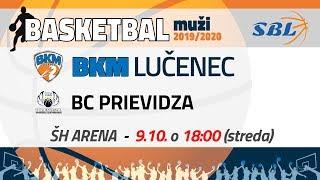 BKM Lučenec - BC Prievidza