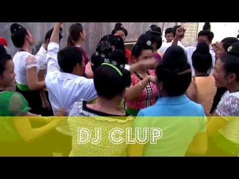 DJ Club Gái Thái lắc mông