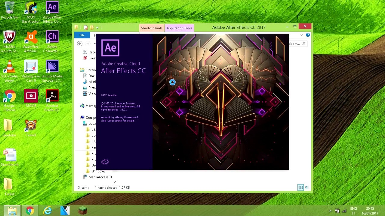 adobe after effects cc 2017 amtlib.dll file