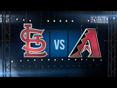 8/27/15: Cards Complete Sweep Of D-backs