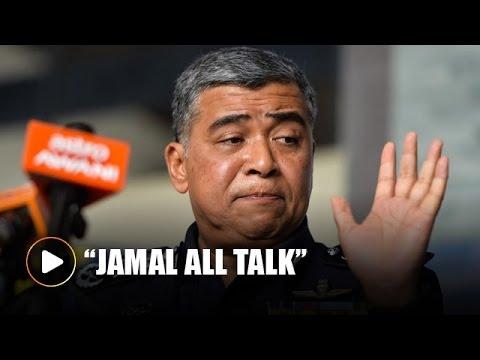 IGP: We'll see if Jamal tears down Malaysiakini